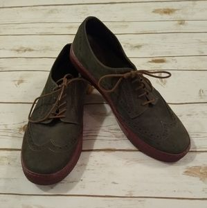 Aldo Mr. B's Wingtip Derby Tennis Shoes